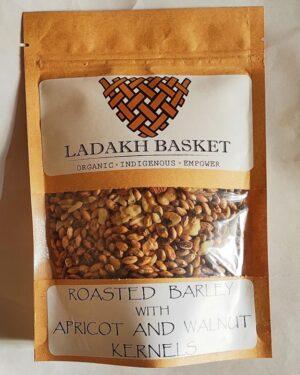 Font Roasted Barley